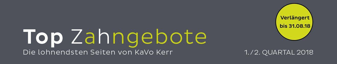 Dentale Angebote von KaVo