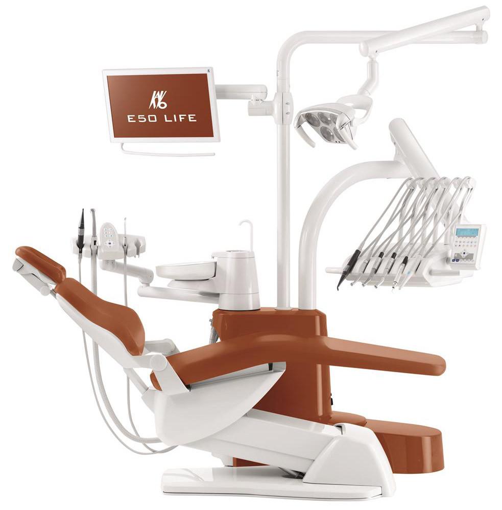 Dentaleinheiten von KaVo, ESTETICA E50 Life, mit 540LED Leuchte und Display