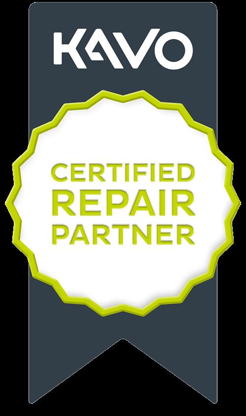 KaVo zertifizierte Reparaturpartner | KaVo Dental