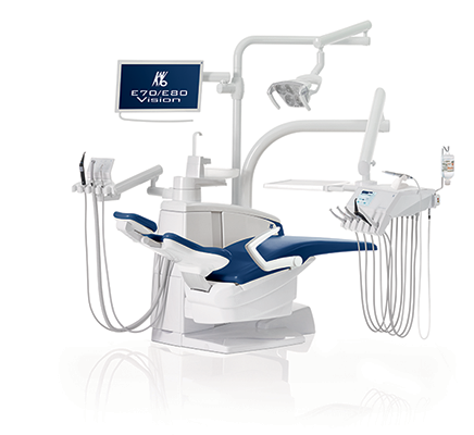 ESTETICA E70/E80 Vision Dental Chairs