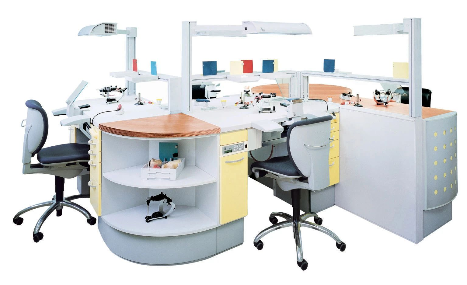 MASTERspace Laboratory Equipment