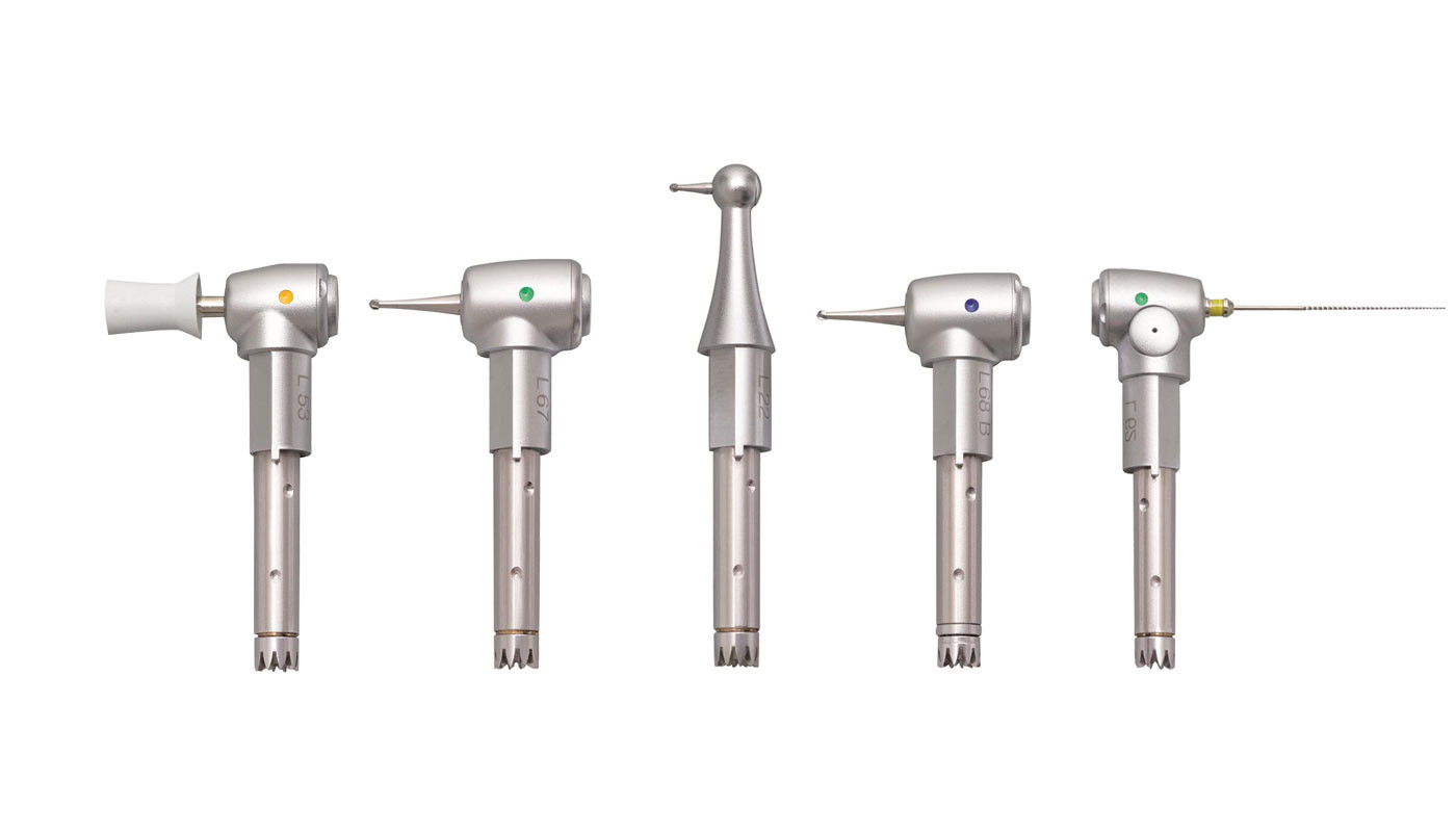 INTRA LUX heads Dental handpieces and contra-angles