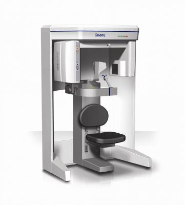 3d Cbct Gendex Gxcb 500 Discover A New Dimension Of