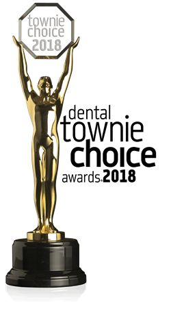 2018 Dental townie award