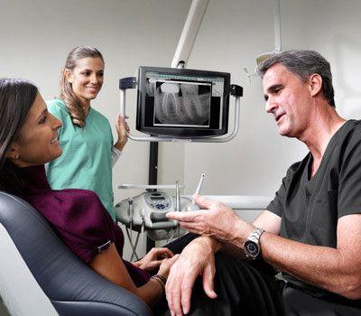 KaVo DEXIS Platinum Sensor Patient Communication