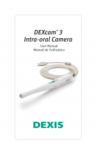 DEXIS DEXcam 3 Intra-oral Camera - User Manual | KaVo