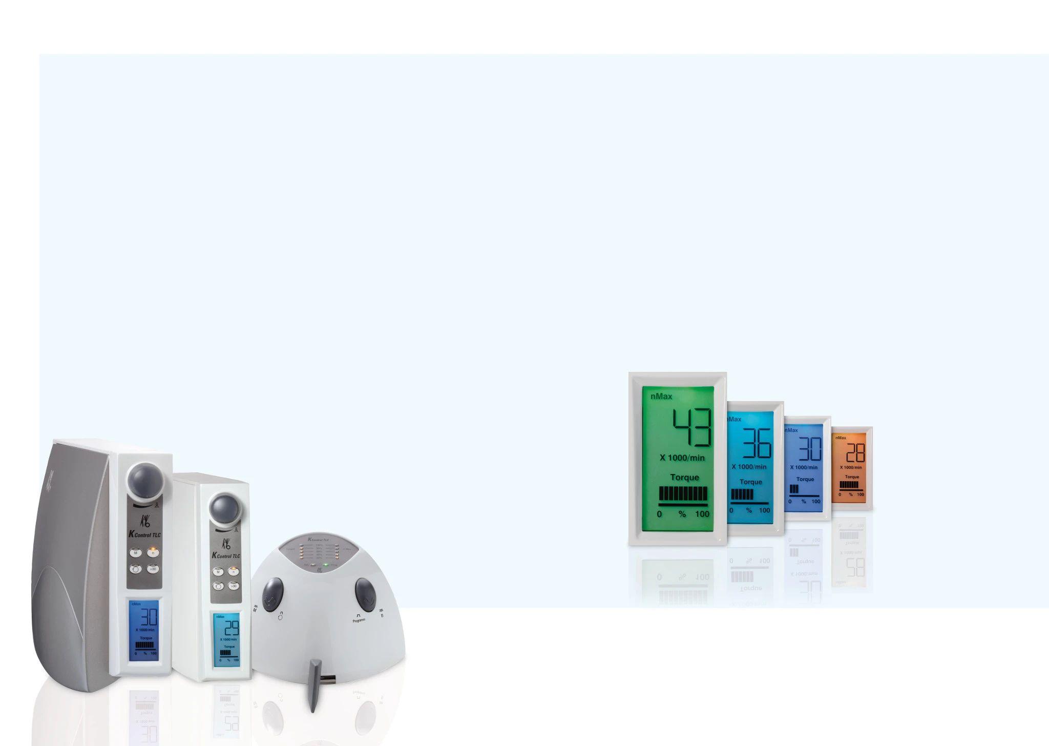 K5plus Micromotores de laboratorio