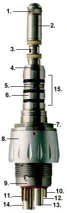 Multiflex Attacco, frizioni e motori