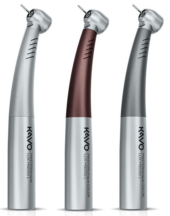Top class dental turbines from KaVo - KaVo dental turbines in daily use worldwide