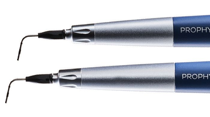 PROPHYflex 4 - Individually adjustable handpiece lengths