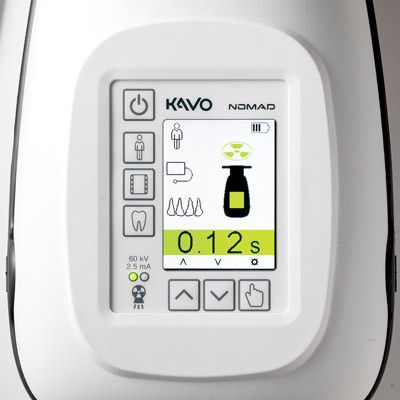 KaVo NOMAD PRO 2 Interface